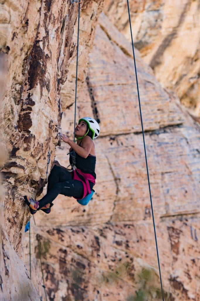 Beginner's Guide to Dihedral climbing