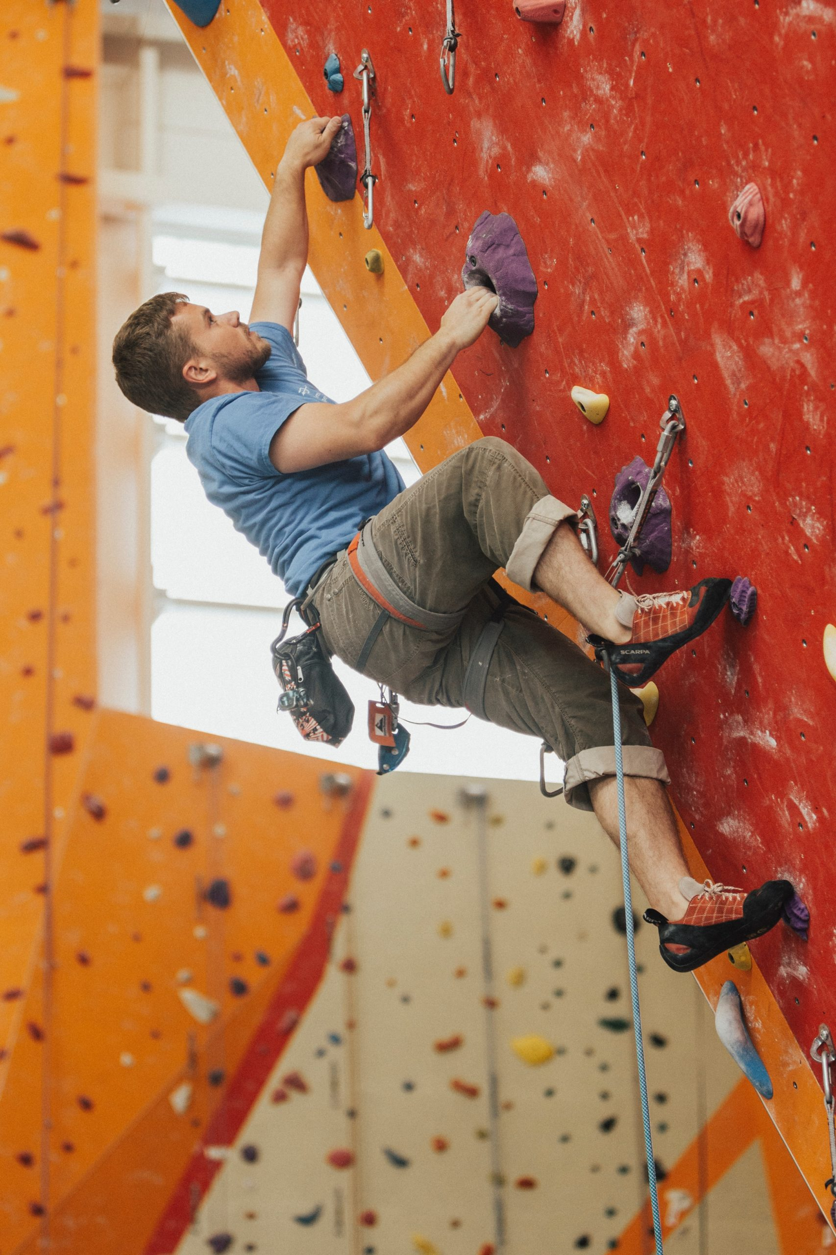 Beginners Guide For Starting A Rock Climbing Gym